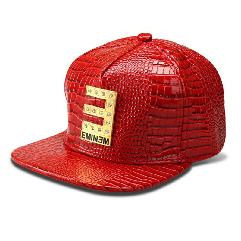 2015 New Baseball hats Golden Eminem Letter E hats for men snapback hats gorras snapback chapeau men cap female adjustable Size(China (Mainland))