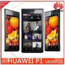 "Newest Original Huawei Ascend P1 U9200 Dual Core 1.5GHz 4.3""Screen Android 4.0 Multilanguage U9200 Cellphone Free Shipping(China (Mainland))"