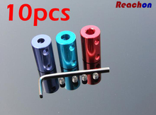 Buy 10pcs Coupler Coupling Boat Motor shaft connector adapterfor RC Boat Models 3.17mm 4mm 5mm 2mm 2.3mm 6mm 6.35mm 7mm 8mm 10mm for $9.59 in AliExpress store