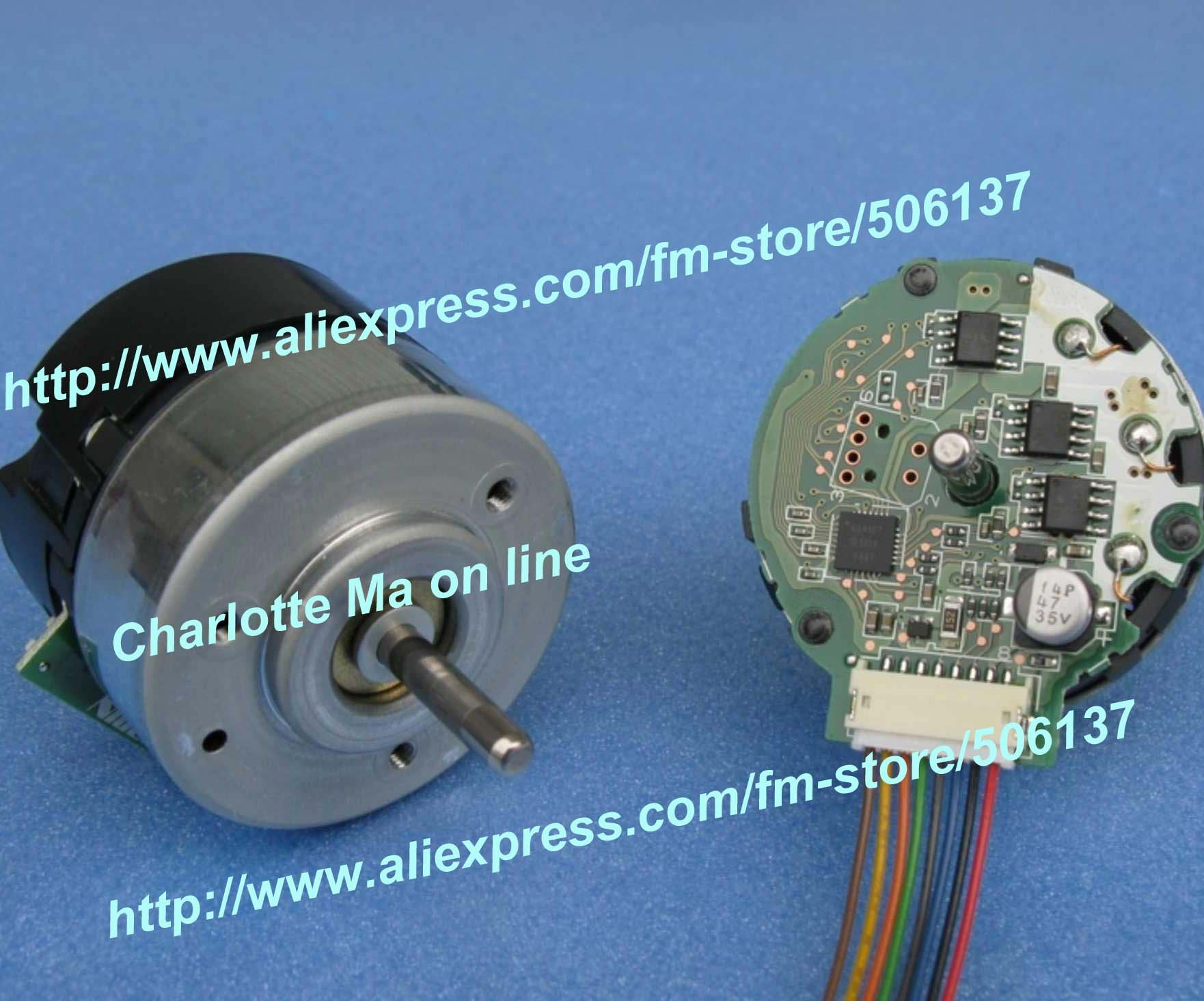 15 24v Brushless Dc Motor With Encoder Linear Servo Brake