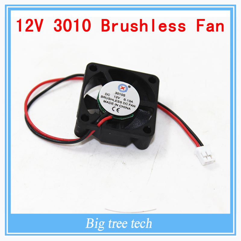 High quality 3010s 30MM 30 x 30 x 10MM 12V 2Pin DC Cooler Small Cooling
