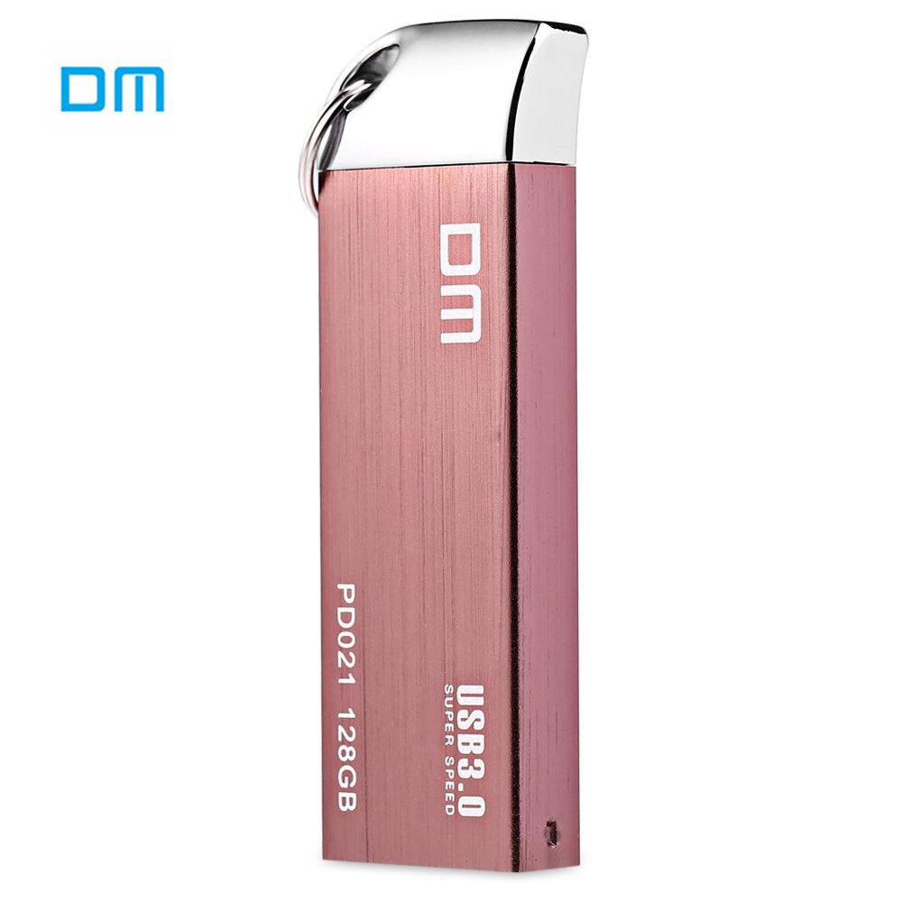 DM New USB Pen Drive 128GB 64GB 32GB 16GB USB 3.0 Flash Drive High Speed Storage Memory Stick Rose Gold for Computer PC Tablet(China (Mainland))