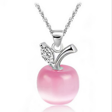 Buy TOMTOSH Collier Jewelry Necklaces 2015 new arrival hot sale Fashion Accesories Opals Small apple Pendant Necklace Women N152 for $1.00 in AliExpress store
