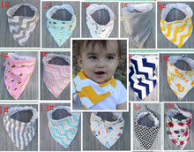 Baby Bandana BibDrool Bib,Blue Navy Hickory Stripes,Purple Denim Solid,Scarf Bib,Baby Bib,Boy,Girl,Super Soft Cotton(China (Mainland))