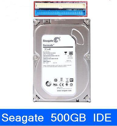 "Seagate IDE ST500GB parallel port 500gb hard disk 500 GB ide Seagate desktop hard drive home monitoring 3.5""(China (Mainland))"