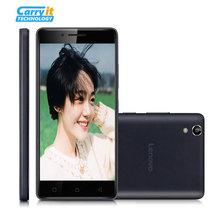 חדש מקורי lenovo k10e70 2 gb ram 16 gb rom אנדרואיד 6.0 נייד FDD-LTE 4 גרם MSM8909 טלפון Snapdragon Quad Core 8.0 MP טלפון חכם(China (Mainland))