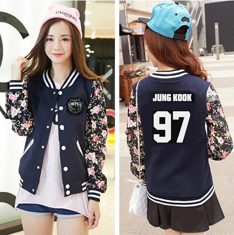 Kpop Baseball Jacket koMeAt