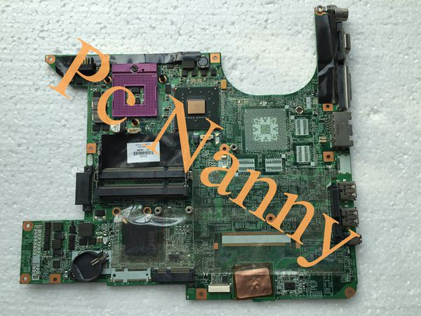 100% Original 460901-001 DA0AT3MB8F0 for HP DV6000 laptop motherboard Intel GM965 Integrated DDR2 High quality Free shipping(China (Mainland))