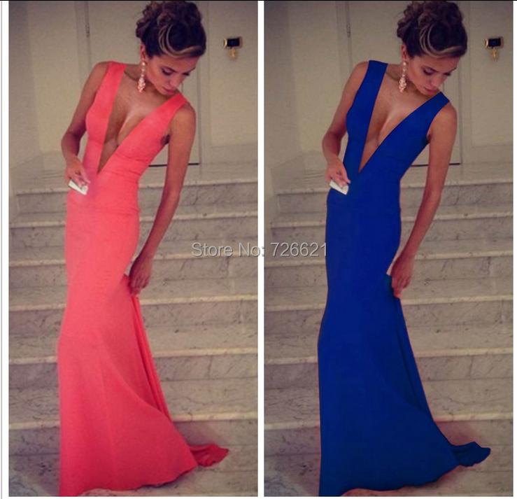 Женское платье Brand New 2015 Vestidos V / платье на студенческий бал brand new 2015 vestidos ruched a88