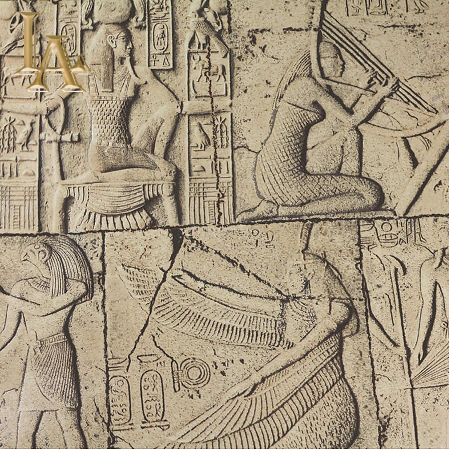 Online get cheap egyptian bedroom decor for Ancient egyptian decoration