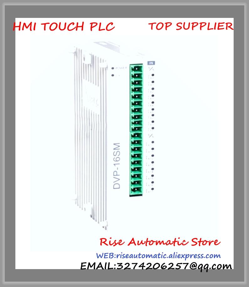 DVP16SM11N DC24V PLC 16DI Module New Original