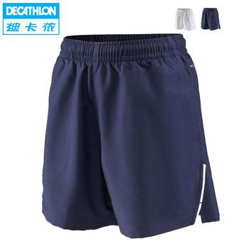 iZone tennis ball teenage child male child sports shorts artengo 100w short jr