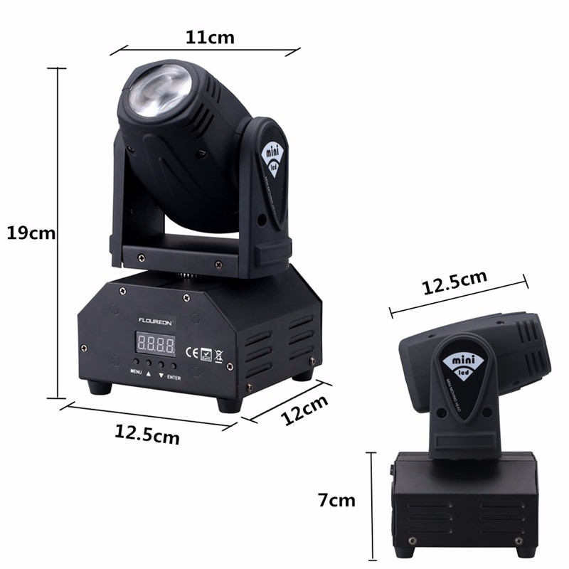 led spot moving head light 02