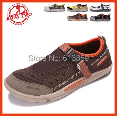 2014 Cross-way summer outdoor shoes men women hollow breathable mesh shoe trade brand men's casual couple models - AYE Electronic Technology Co. Ltd store