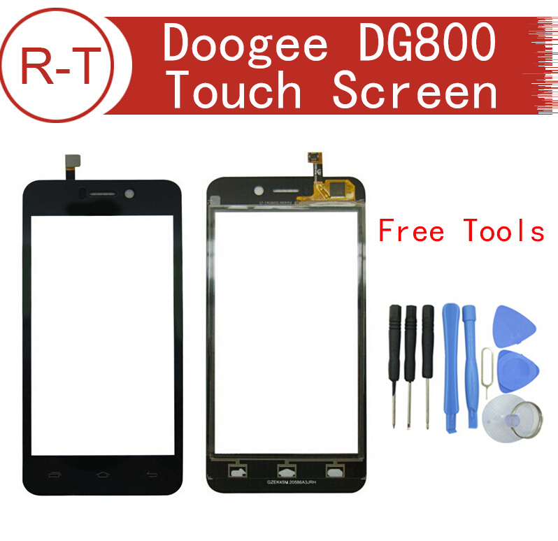 "DOOGEE DG800 Touch Screen 4.5""100% Original High Quality Touch Panel Perfect Assembly Replacement for DOOGEE DG800 Free Shipping"