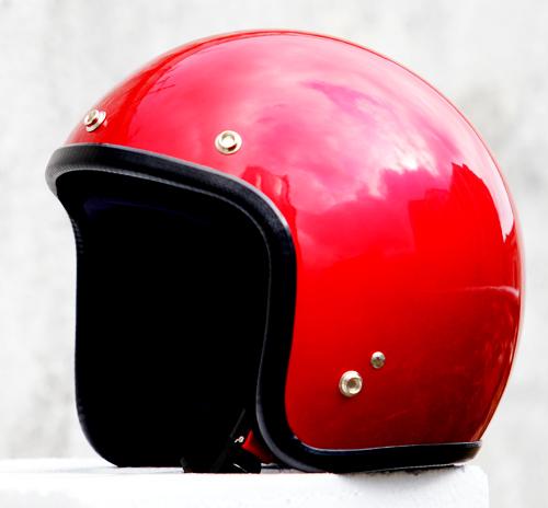 Mary Star children MASEI motorcycle helmet electric car helmet half helmet 610 red