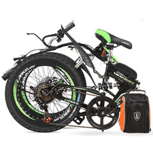 "36/48V, 250W, 20"", Folding Bike, Strong Power, Lithium Battery Electric Bicycle, Mountain Bike.(China (Mainland))"