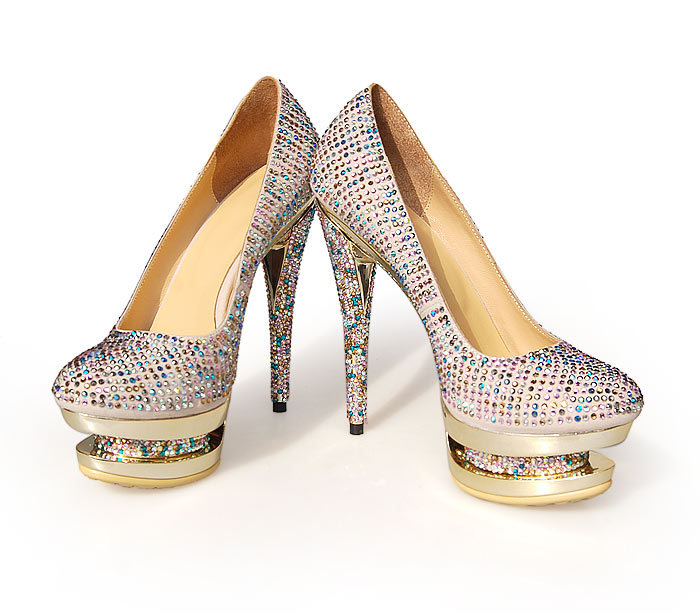 Beautiful Bling Women Shoes Various Colors Rhinestone Thin High Heel Pointed Toe Sandals For Women For Party Fashion Pumps<br><br>Aliexpress