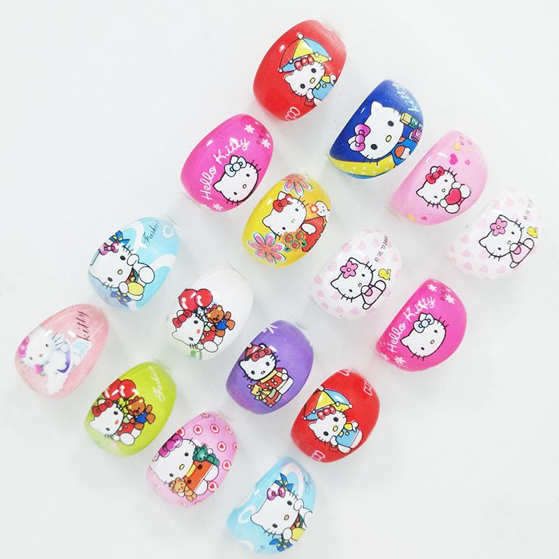 10Pcs Hello Kitty Resin Plastic Rings KT Cartoon Ring For Lovely Children Kid Boys Girls Wholesale Bulk Jewelry Mixed Lots BK401(China (Mainland))