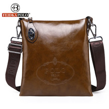 FEIDKAPOLO Brand Bag Men Travel Bags Crossbody Bag for Men Messenger Bags Business Men's Leather Clutch Man Shoulder Handbag(China (Mainland))