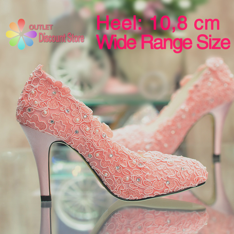 Hot Pink 2 Inch Heels | Tsaa Heel