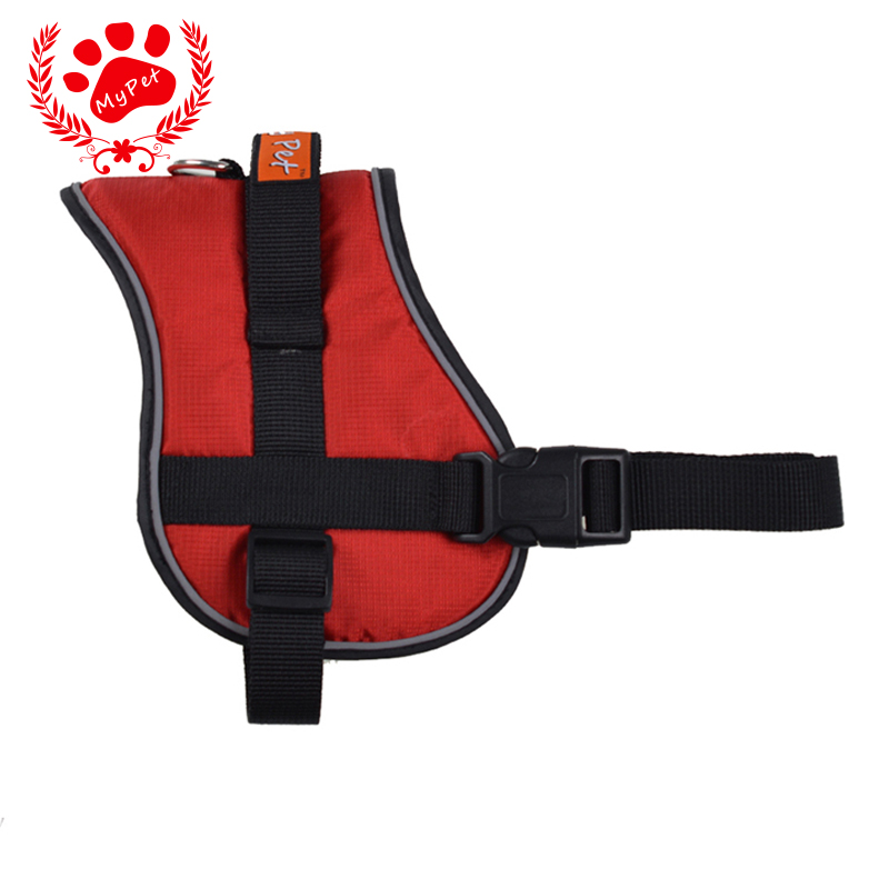 Reflective Outdoor Green Blue Red Professional Dogs Training Harnesses XL Air-mesh For Small Or Large Dog Products(China (Mainland))