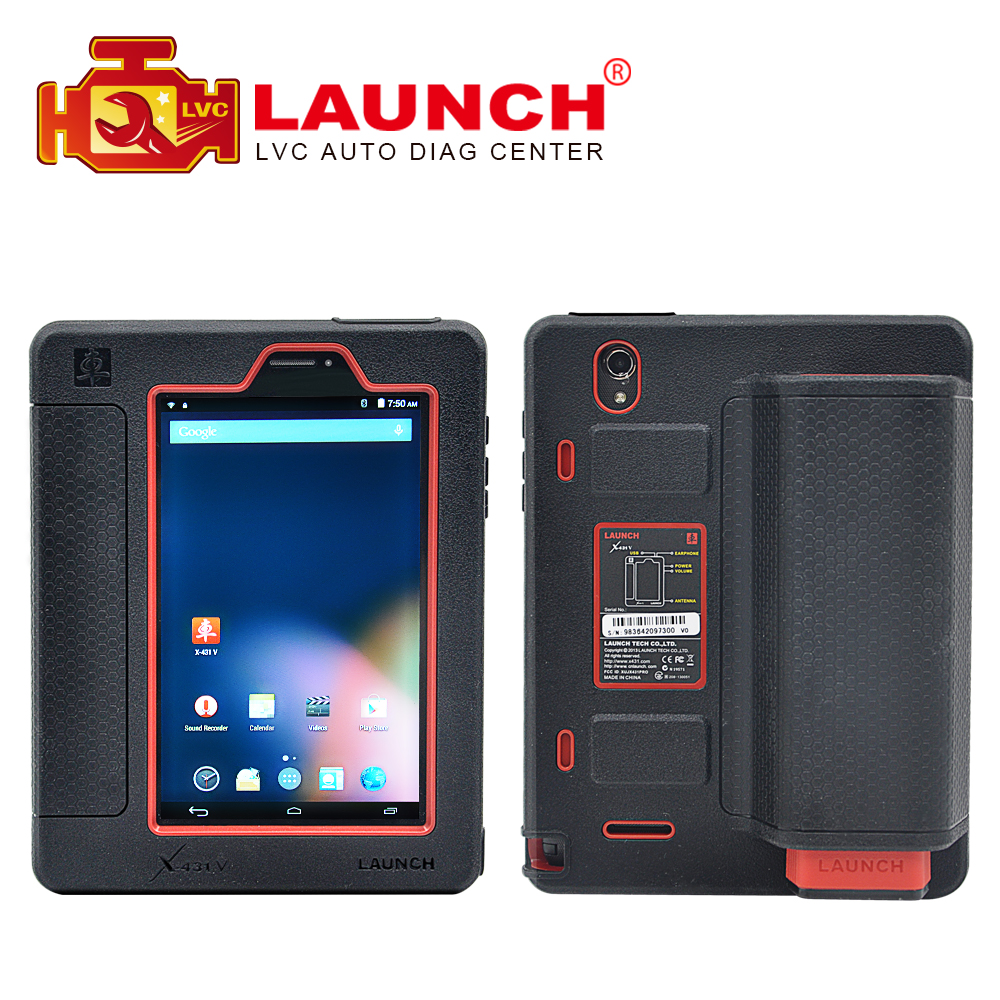 Launch X431 V (X431 Pro) Global version Update Online Bluetooth/WIFI full systerm diagnostic tool X-431 V Better than diagun 3(China (Mainland))