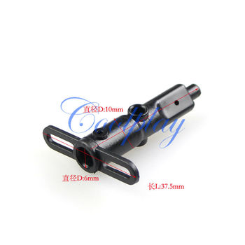 Free Shipping  5pcs/Lots Main Inner shaft spare parts for MJX F45 f645 2.4G Metal Gyro rc helicopter