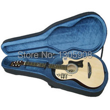 case guitarra Classical guitar box acoustic guitar box guitar box 36 39 40 41 bolsa guitarra(China (Mainland))