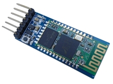 HC-05 Wireless Bluetooth Host Serial Transceiver Module with button  Slave and Master RS232 For Arduino