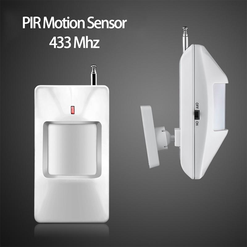 Homtrol Home & Office Security PIR Sensor with Antenna 433Mhz b