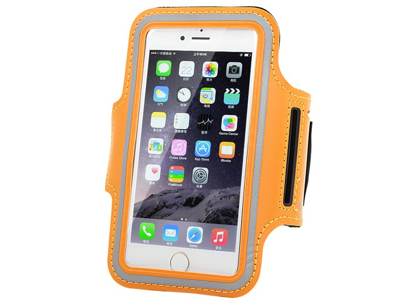 5.2 inch Universal Waterproof Sport Arm band Case for iphone 7 6 6s Running Phone Cover For Samsung S7 S6 Edge A5 J5 2016