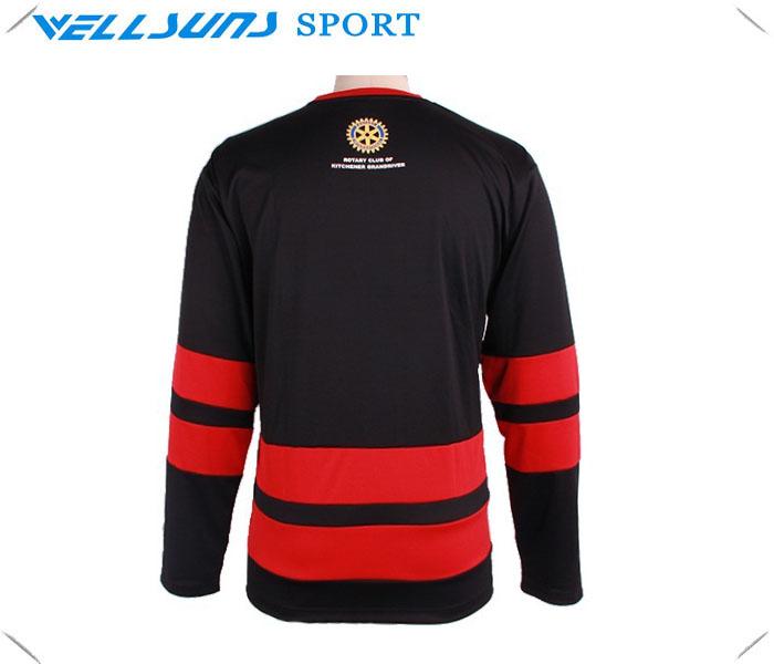 cheap custom made team set ice hockey jerseys(China (Mainland))