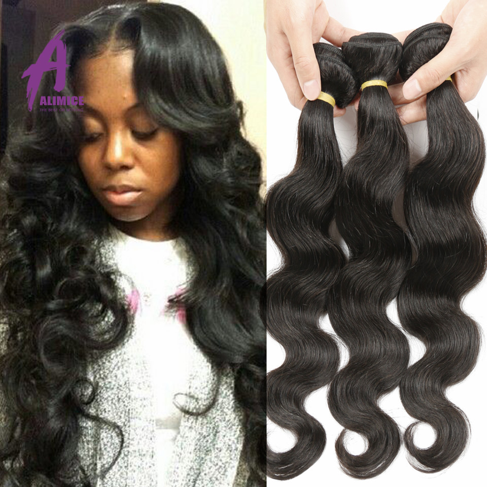Burmese Virgin Hair Body Wave 1 Pcs/Lot Rosa Hair Products 6A Grade Virgin Unprocessed Human Hair Weave Burmese Body Wave