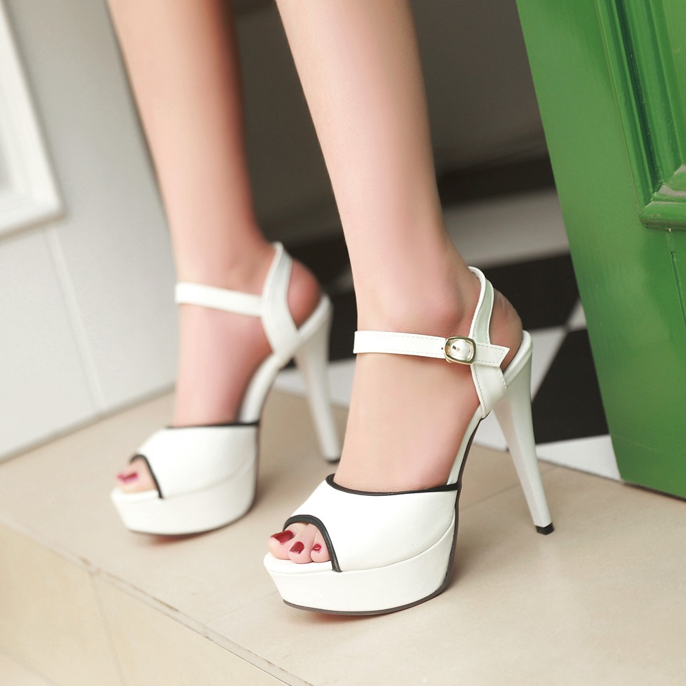 Small Platform Heels - Is Heel