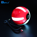Befly 2016 Hot Sale For Pokemon Go Ball Power Bank 10000mA Chager With LED Light For