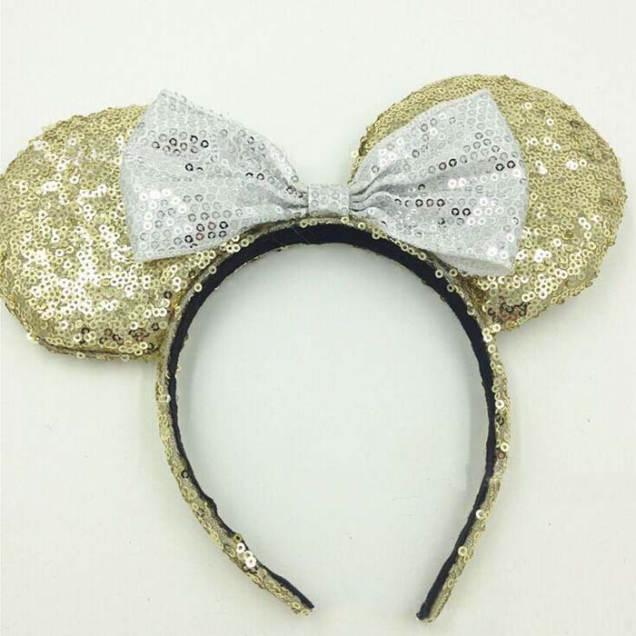 Mouse Ears Bow Costume