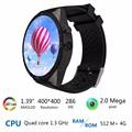 kingwear KW88 Android 5 1 Smart Watch Phone MTK6580 1 39 inch 400 400 Screen 2