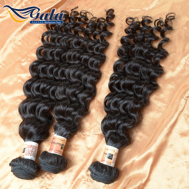 Mink Malaysian Deep Curly Hair 3pcs Unprocessed Malaysian Virgin Hair Deep Wave Cheap Kinky Curly Virgin Malaysian Human Hair(China (Mainland))