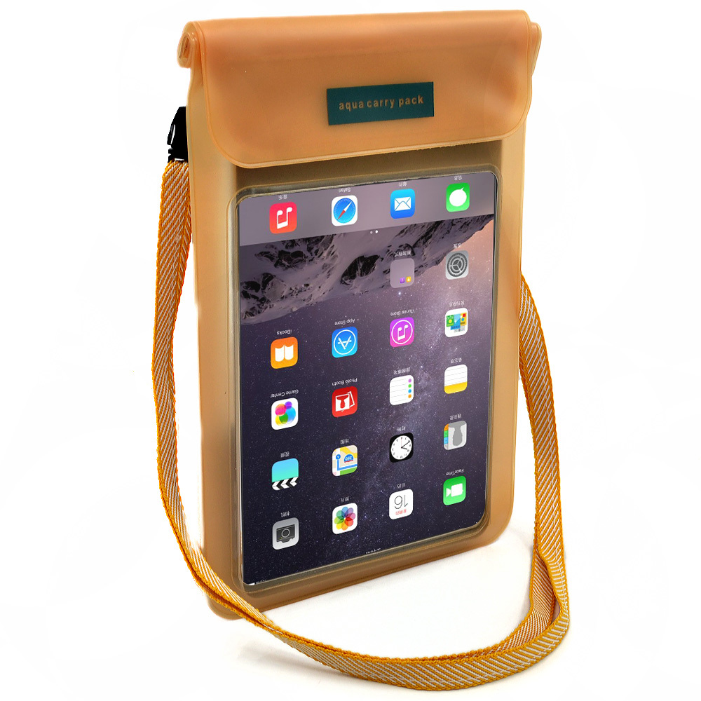 Waterproof Dirt-proof Case Dry Bag for iPad Mini 3 , 2 , Samsung Galaxy Tab 3 , Tab 4 7.0 , 8.0 , ASUS Google Nexus 7 2nd Gen(China (Mainland))