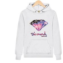 Tide Brand Harajuku Star Diamond streetwear Skateboard Children's Hoodies Sweatshirts 2015 Moleton Infantil for Boys Girls(China (Mainland))