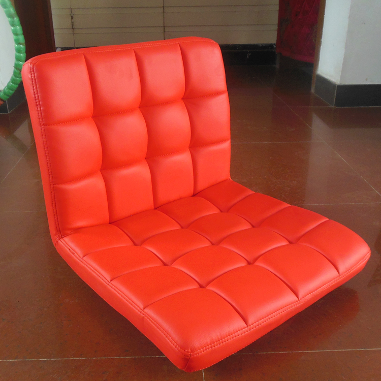 leather swivel chair floor seating furniture living room