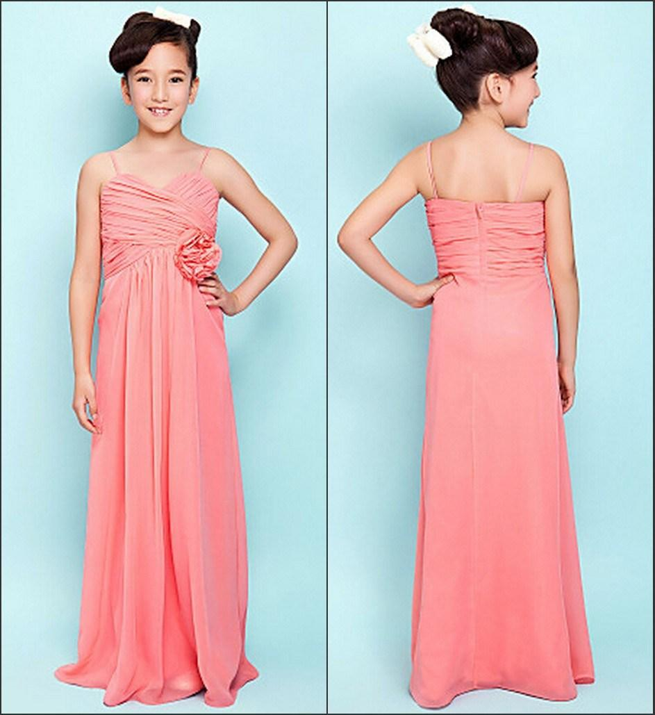 Beautiful Youth Party Dresses Festooning - All Wedding Dresses ...