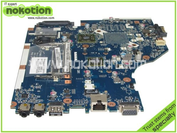 laptop motherboard for ACER ASPIRE 5253 MBRJY02001 LA-7092P amd e350 radeon hd 6310m ddr3 Mother Boards free shipping      <br><br>Aliexpress