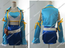 Custom Made Fairy Tail Lucy Heartfilia Dress Cosplay Costume