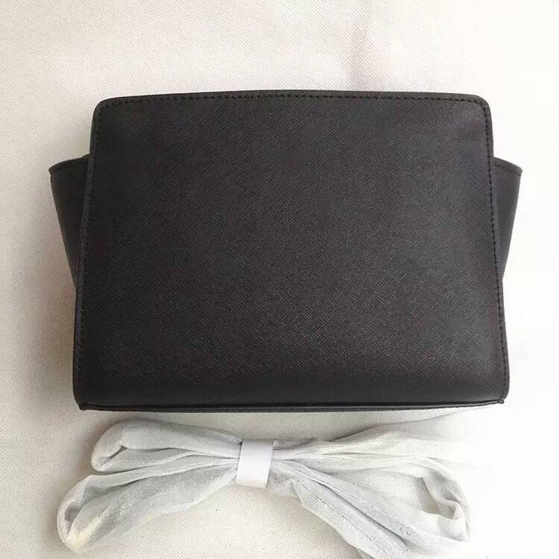 2016 New Genuine Leather Bags Handbags Women Famous Brands Designer Messenger Bag Crossbody Clutch Purse M Bolsa Feminina