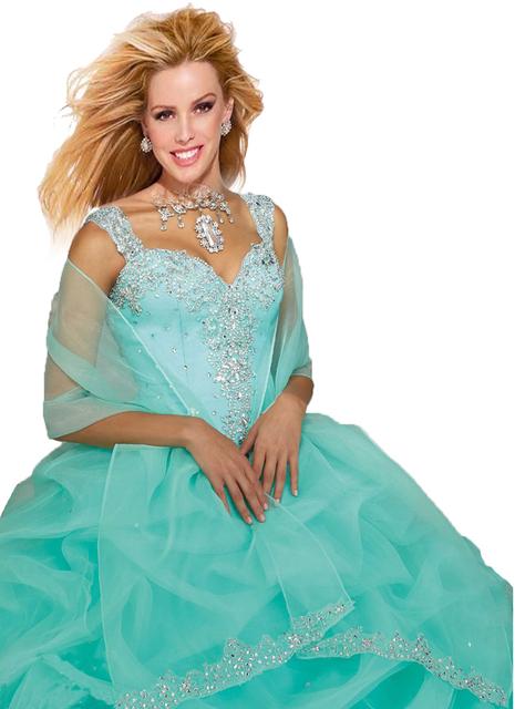 В наличии бретельках сладкий 16 платья дешево Quinceanera платья коралловые пышное ...