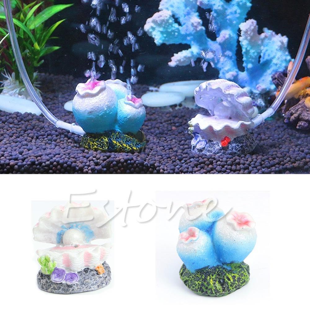 Fish tank aerator mineral stone aquarium fish tank pump for Hydroponic aquarium with fish