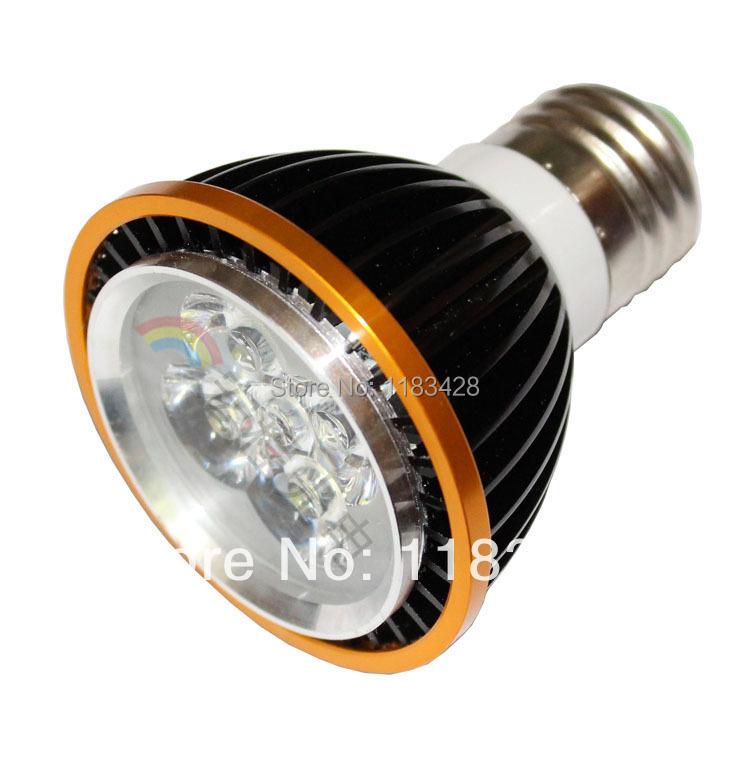 DHL Free shipping High power Led PAR20 Lamp Dimmable E27 GU10 9W 12W 15W 110-240V Spot bulb Spotlight PAR 20 downlight lighting(China (Mainland))