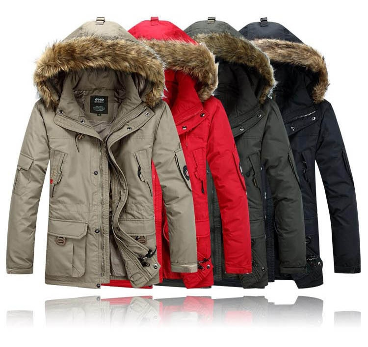 New product 2014 men s military Down Jacket men s waterproof Winter clothes Army down jackets